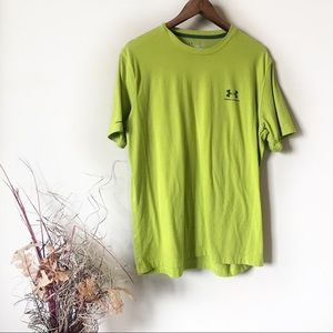 ☕️ 5/$20 men's Large Under Armour Tee